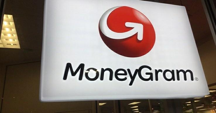 MoneyGram sign - FastSend